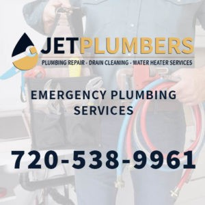 Emergency Plumbing Arvada CO